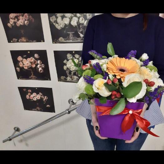 Фентази: букеты цветов на заказ Flowwow