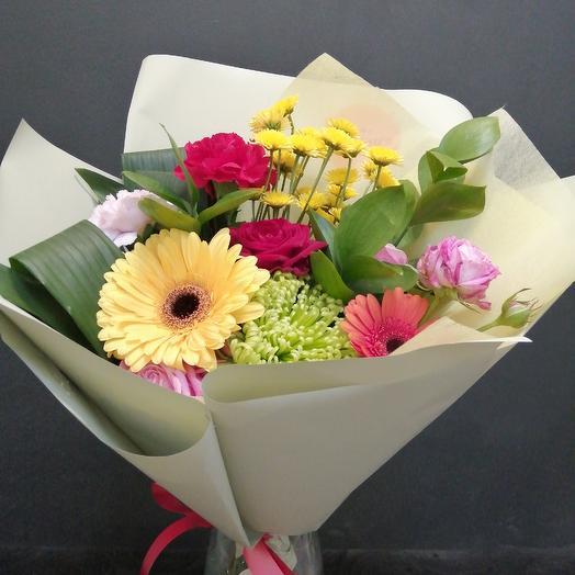 Улыбка: букеты цветов на заказ Flowwow