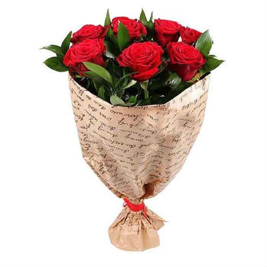 "Букет ""О чувствах"": букеты цветов на заказ Flowwow"