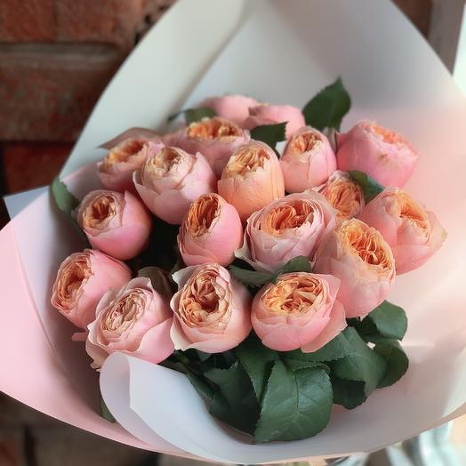 Рыжики: букеты цветов на заказ Flowwow