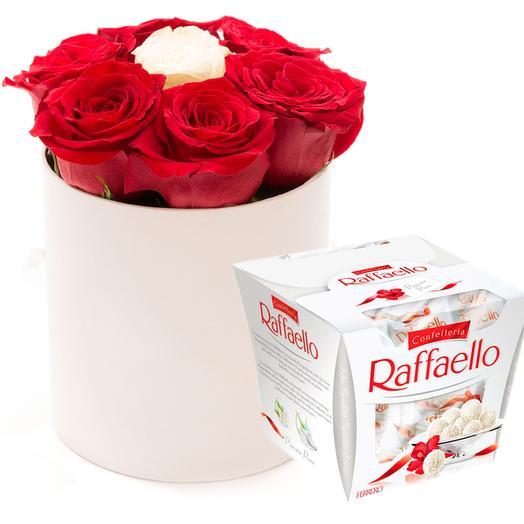 "Набор ""Симпатия"": букеты цветов на заказ Flowwow"