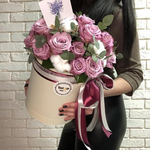 Merry19: букеты цветов на заказ Flowwow