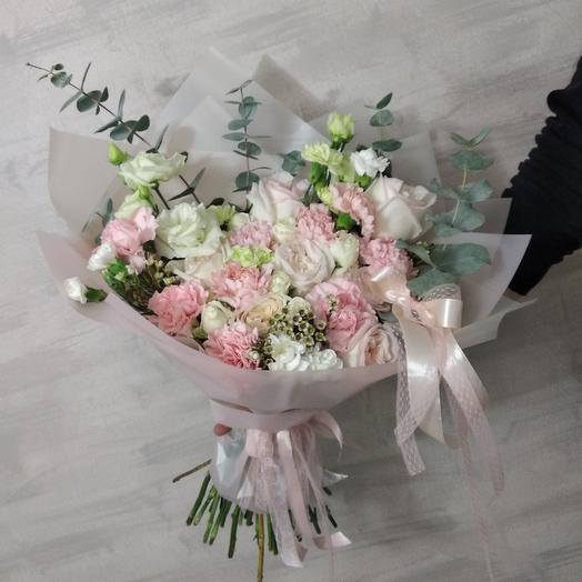 """Букет """"Ароматерапия"""": букеты цветов на заказ Flowwow"""