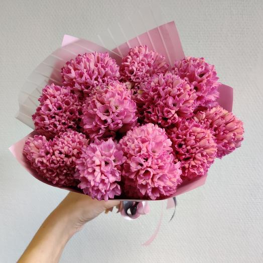 Букет 107: букеты цветов на заказ Flowwow