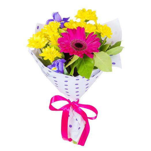 Букет  9605: букеты цветов на заказ Flowwow