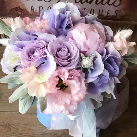 """Букет цветов """"Милика"""""""