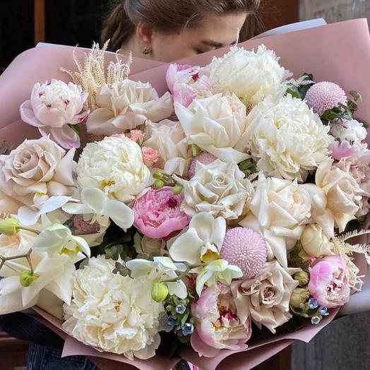 Букет цветов «Встреча»