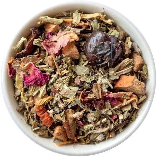 Травяной чай В непогоду