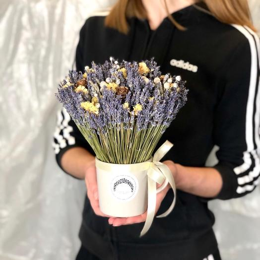 Лавандовый чай 3