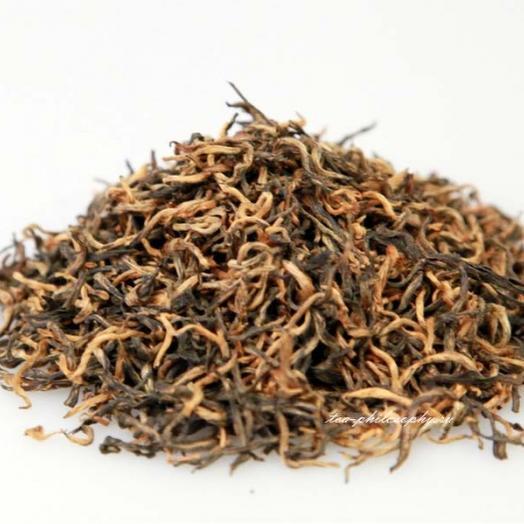 Чай китайский красный Золотые брови (Цзинь Цзюнь Мэй) 1000