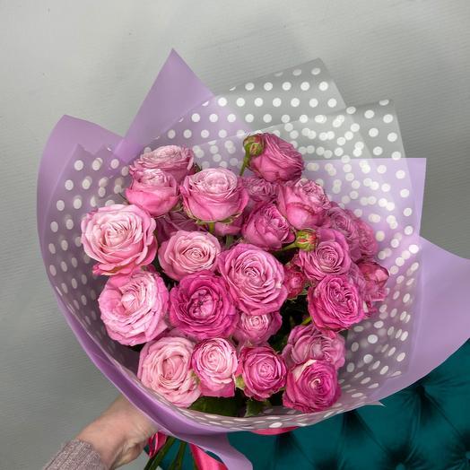 Розовые кудри