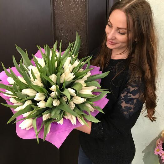 55 Тюльпанов