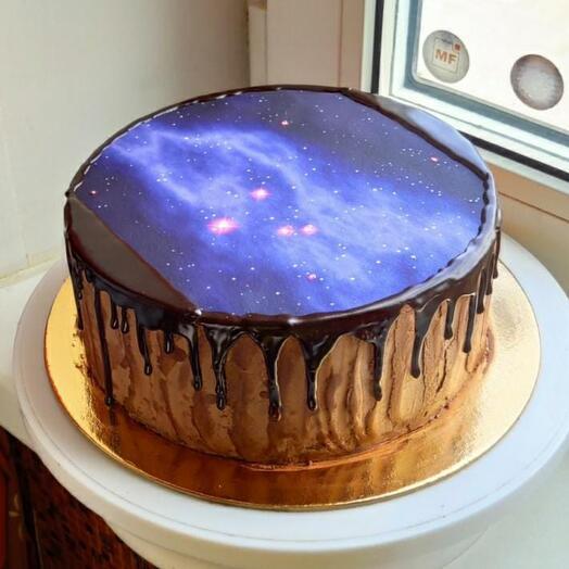 Шоколадный космос