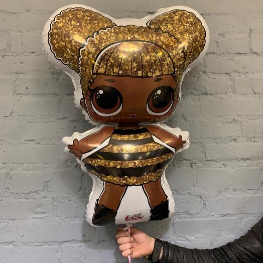 Кукла LOL королева пчёл