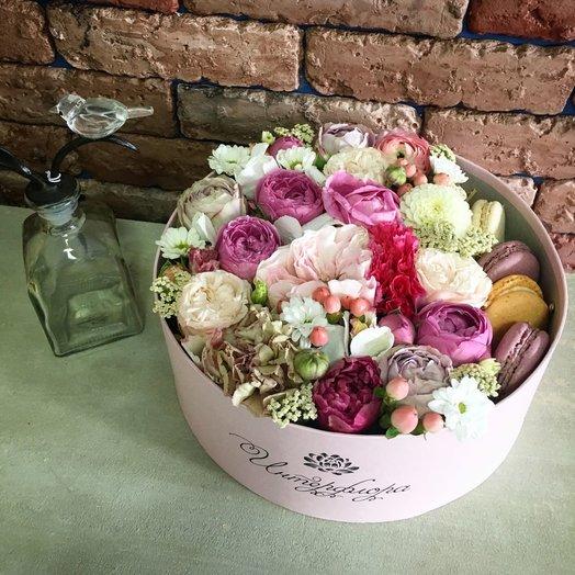Букет 237: букеты цветов на заказ Flowwow