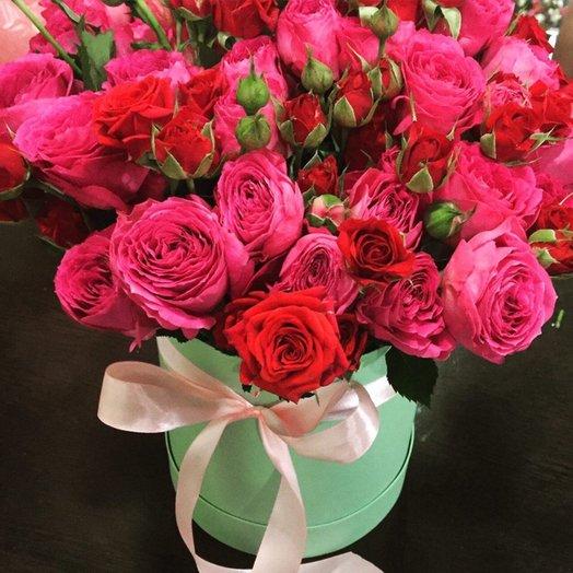 Букет 49: букеты цветов на заказ Flowwow