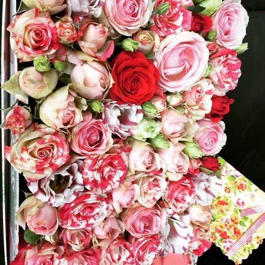 Мечта блондинки: букеты цветов на заказ Flowwow