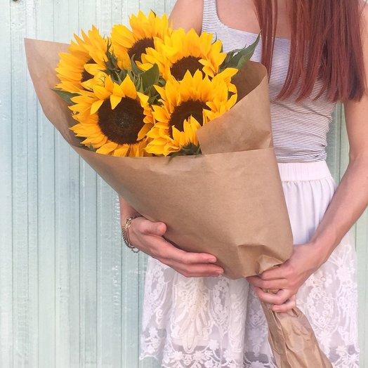 Гелиос: букеты цветов на заказ Flowwow