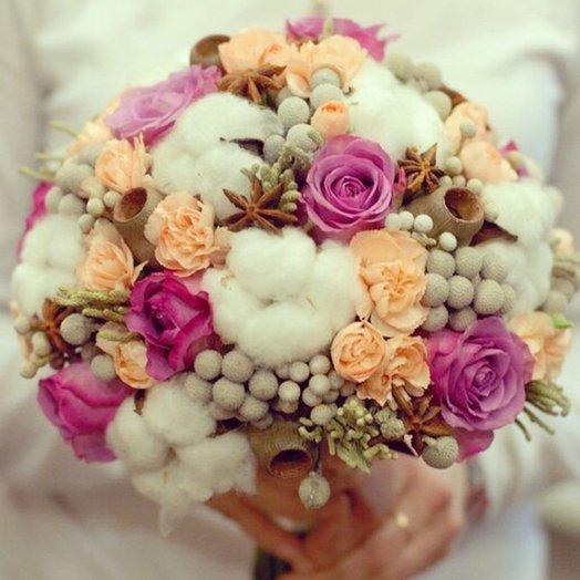 Нежная зима: букеты цветов на заказ Flowwow