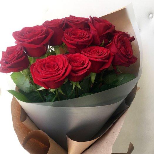 Наоми К: букеты цветов на заказ Flowwow