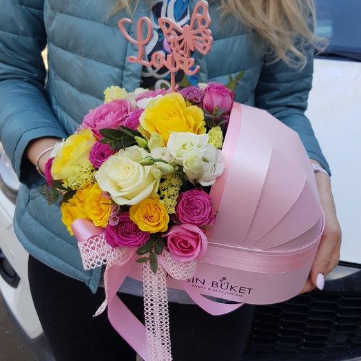 Наша принцесса: букеты цветов на заказ Flowwow
