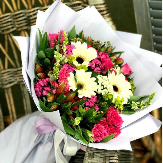 Сон в летнюю ночь: букеты цветов на заказ Flowwow