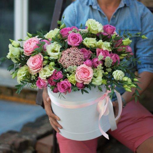 Восхитительный Люсьен: букеты цветов на заказ Flowwow