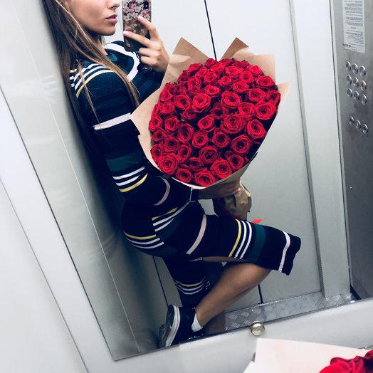 Дарите цветы: букеты цветов на заказ Flowwow