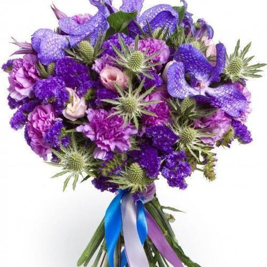 """Букет """"Морская звезда"""": букеты цветов на заказ Flowwow"""