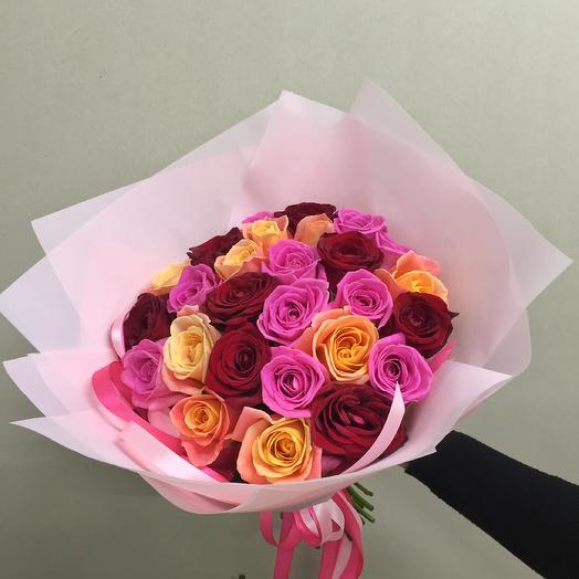 Авантюристка: букеты цветов на заказ Flowwow