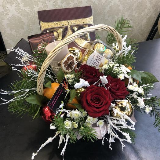 Сладкий привет: букеты цветов на заказ Flowwow