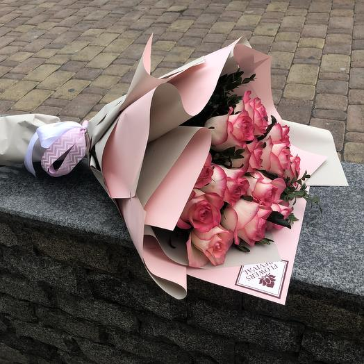 Букет «Монро»: букеты цветов на заказ Flowwow