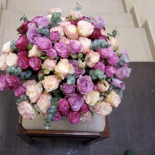 Бомбито: букеты цветов на заказ Flowwow