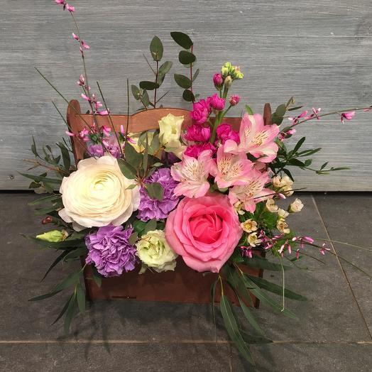 Полянка: букеты цветов на заказ Flowwow