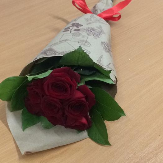 Просто так: букеты цветов на заказ Flowwow