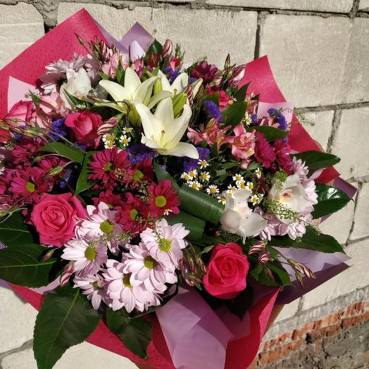 "Bouquet ""Aphrodite"": flowers to order Flowwow"
