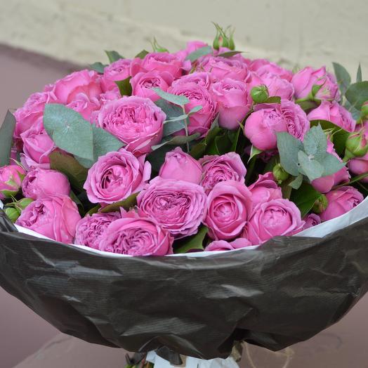 Дон Жуан: букеты цветов на заказ Flowwow