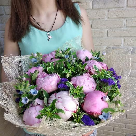 Алый парус: букеты цветов на заказ Flowwow