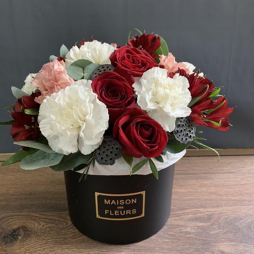 Шикарный размер S: букеты цветов на заказ Flowwow