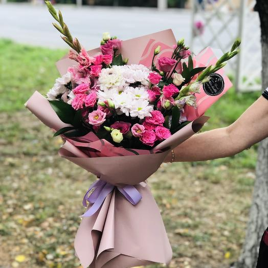 Школьный букет 🎊: букеты цветов на заказ Flowwow