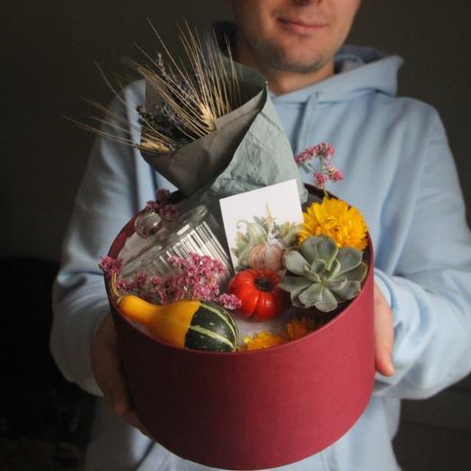 Autumn: букеты цветов на заказ Flowwow