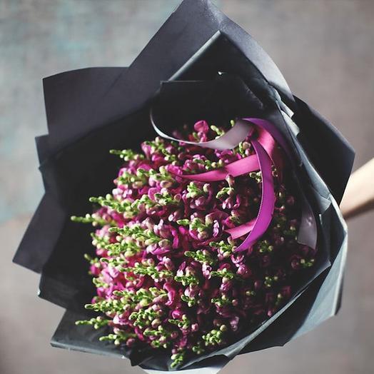 """Букет """" Черничный джем"""": букеты цветов на заказ Flowwow"""