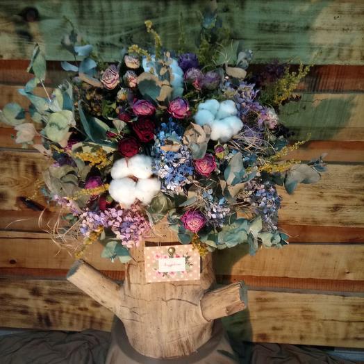 Интерьерная композиция 2: букеты цветов на заказ Flowwow