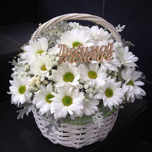 Композиция для мамы 1: букеты цветов на заказ Flowwow