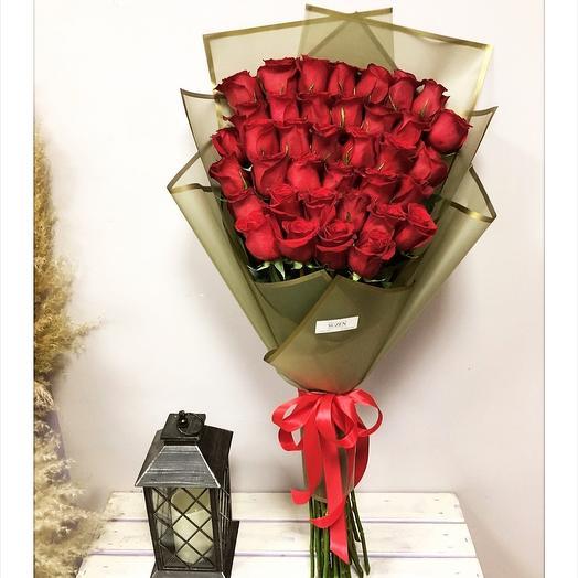 Розы Голландия: букеты цветов на заказ Flowwow