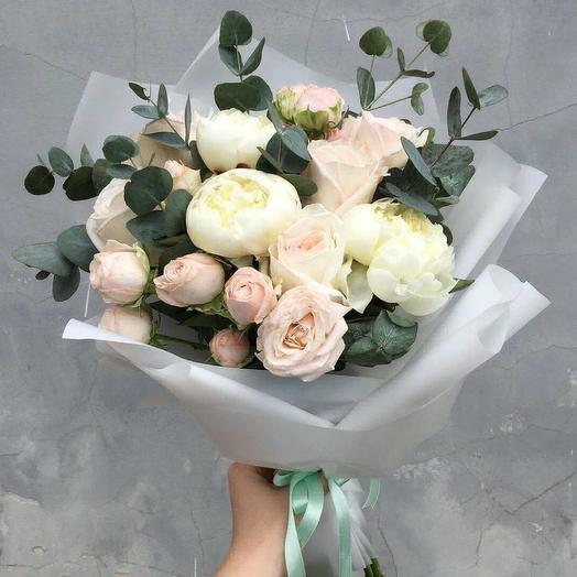 Белоснежные цветы: букеты цветов на заказ Flowwow