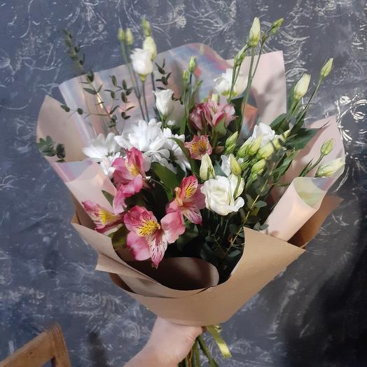 Полевой микс: букеты цветов на заказ Flowwow