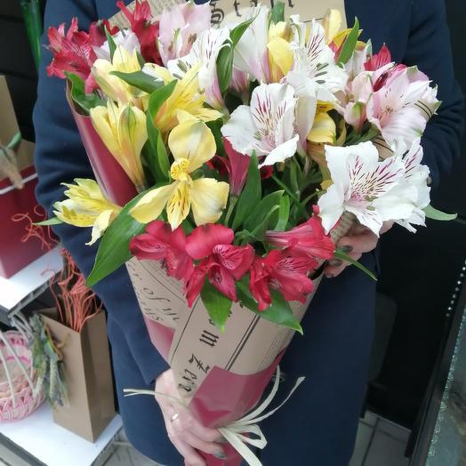 """Букет комплимент """"Райское наслаждение"""": букеты цветов на заказ Flowwow"""