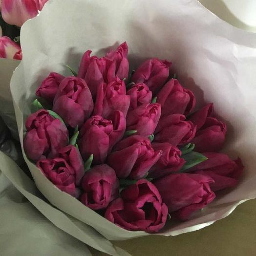 Ерика: букеты цветов на заказ Flowwow