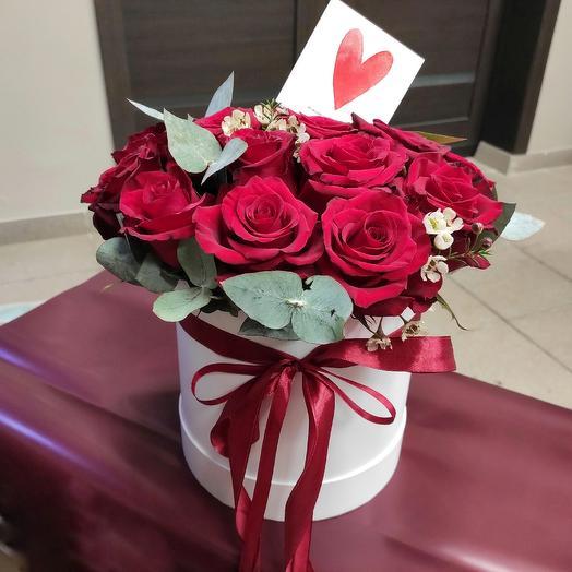 My love: букеты цветов на заказ Flowwow